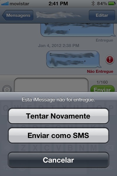 IMESSAGE GRATIS ENTRE IPHONE