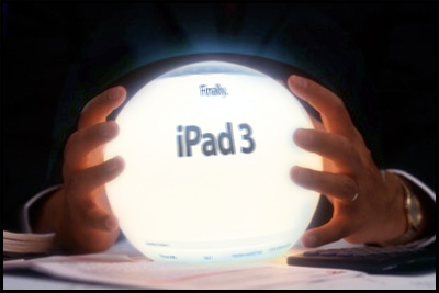 Ipad3 predictions