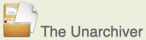 Theunarchiver